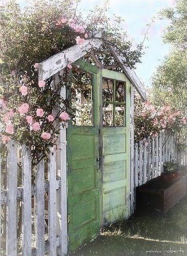 Дизайн забора частного дома