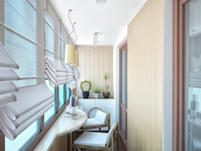 Стильный балкон: оформление для вашего дома