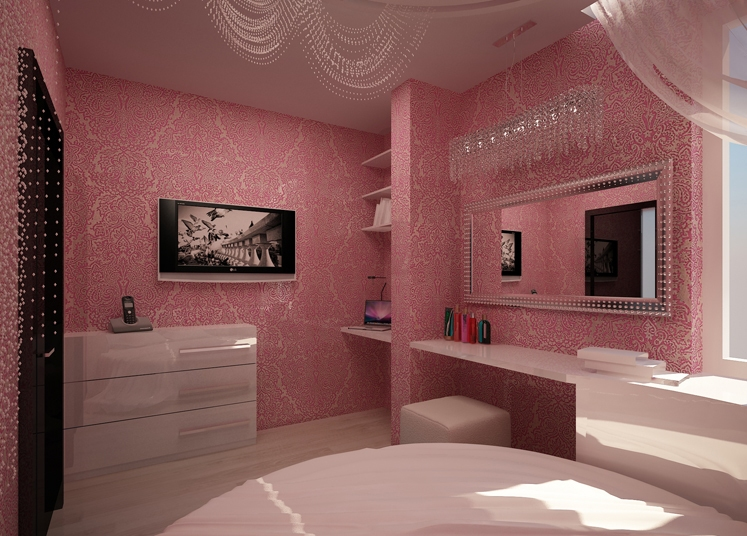 Дизайн квартиры 43 кв.м.