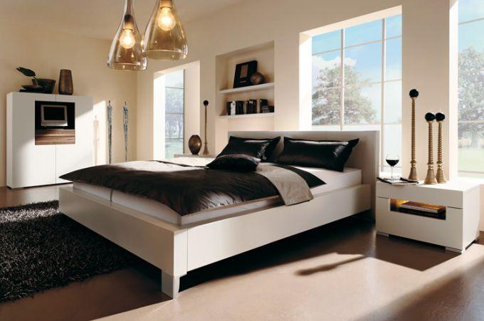 Идеи интерьеров спальни в теплых тонах
