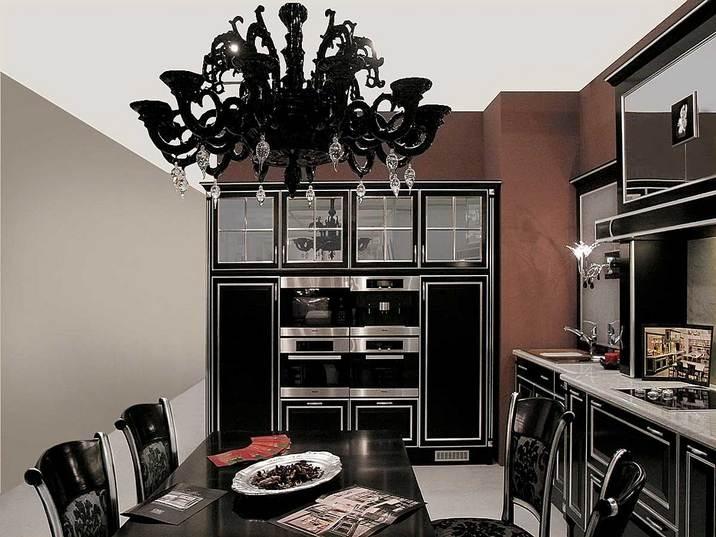 Кухни в стиле арт деко