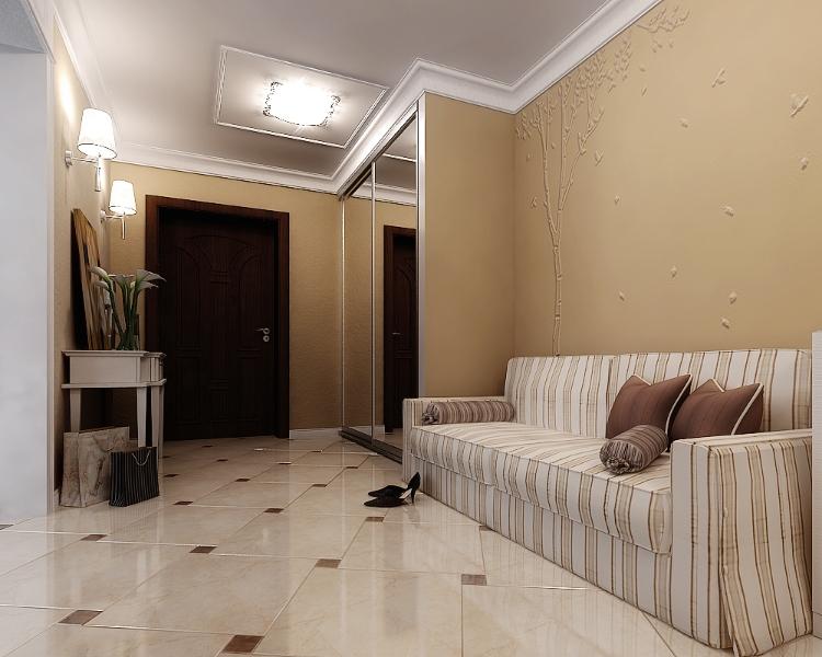 Дизайн квартиры 160 кв.м. в Санкт-Петербурге