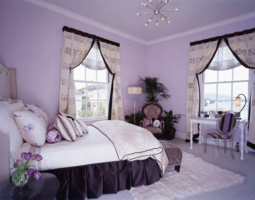 Лучший цвет для спальни