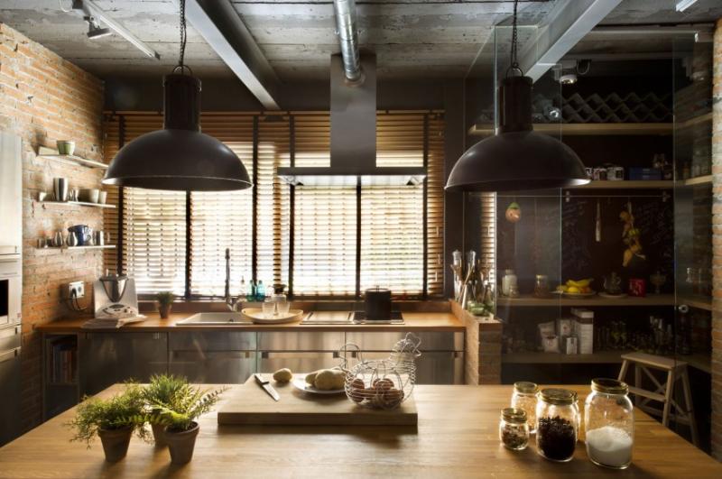 10 вариантов стильного и функционального интерьера кухни в разных странах мира