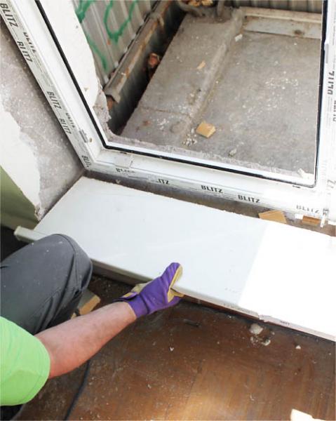 Пластиковые балконные двери - вопросы монтажа и ухода